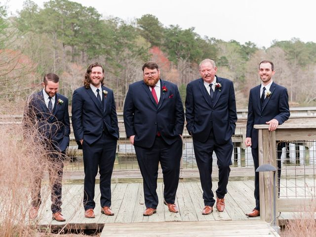Wes and Ashley's Wedding in Pine Mountain, Georgia 9