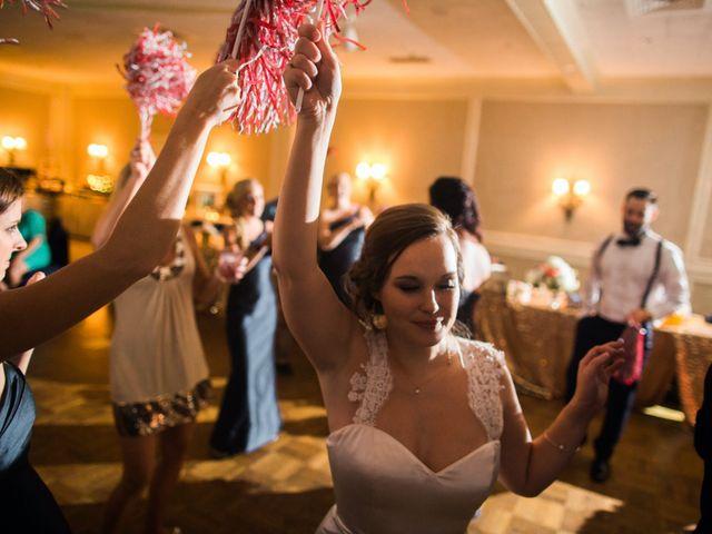Ryan and Dana's Wedding in Buffalo, New York 6