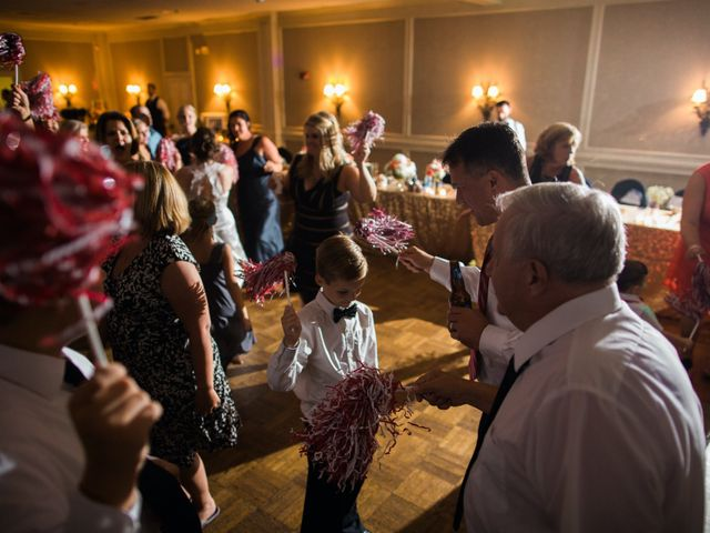 Ryan and Dana's Wedding in Buffalo, New York 8