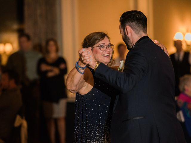 Ryan and Dana's Wedding in Buffalo, New York 17