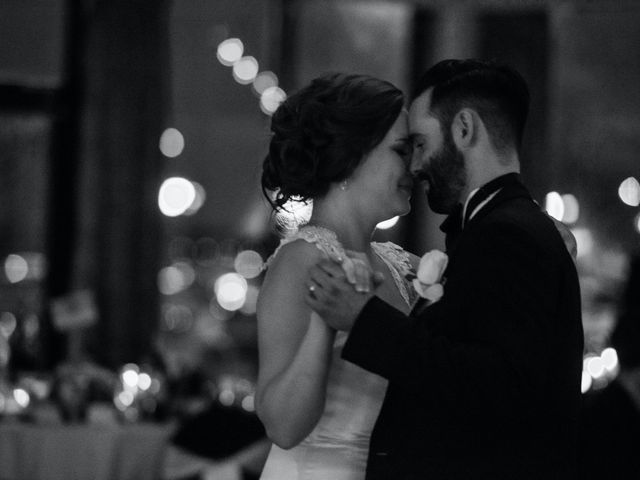 Ryan and Dana's Wedding in Buffalo, New York 21