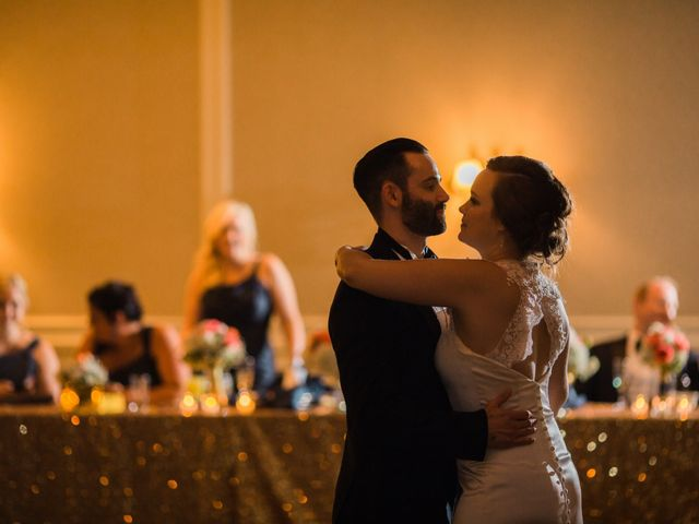 Ryan and Dana's Wedding in Buffalo, New York 24