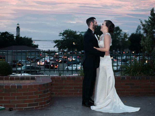 The wedding of Dana and Ryan