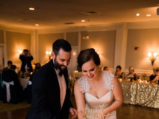 Ryan and Dana's Wedding in Buffalo, New York 25