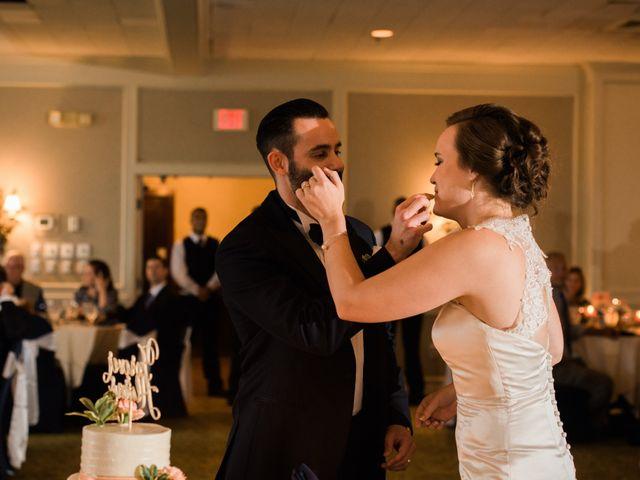 Ryan and Dana's Wedding in Buffalo, New York 26