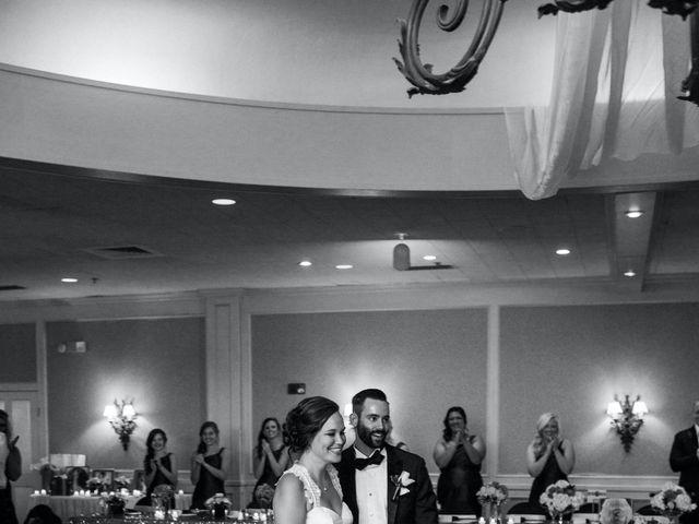 Ryan and Dana's Wedding in Buffalo, New York 27