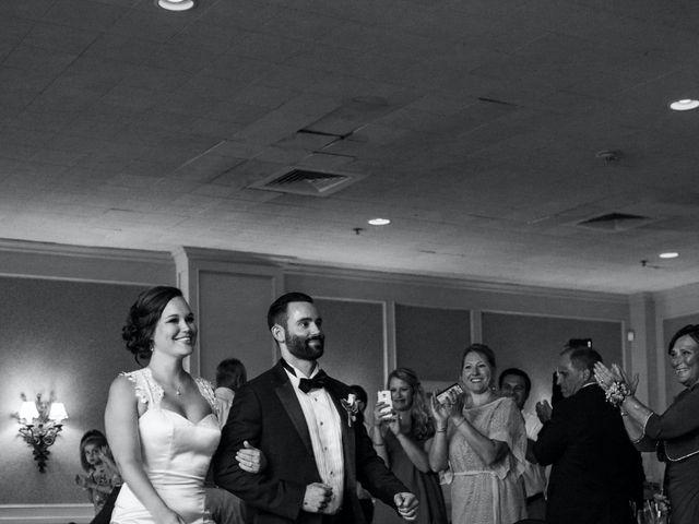 Ryan and Dana's Wedding in Buffalo, New York 28