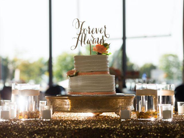 Ryan and Dana's Wedding in Buffalo, New York 36