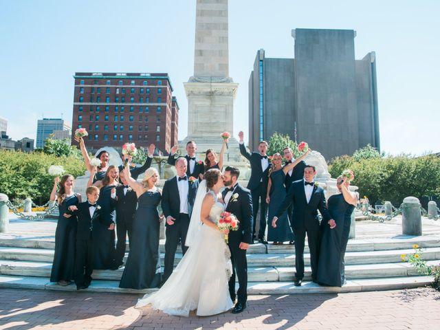 Ryan and Dana's Wedding in Buffalo, New York 39
