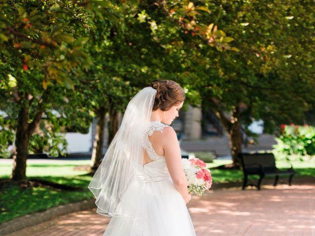 Ryan and Dana's Wedding in Buffalo, New York 40