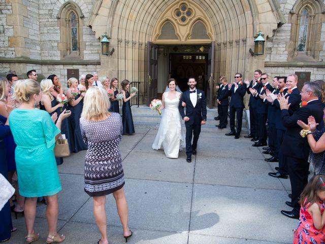 Ryan and Dana's Wedding in Buffalo, New York 43