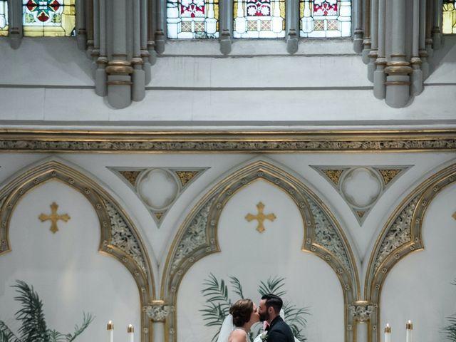 Ryan and Dana's Wedding in Buffalo, New York 45
