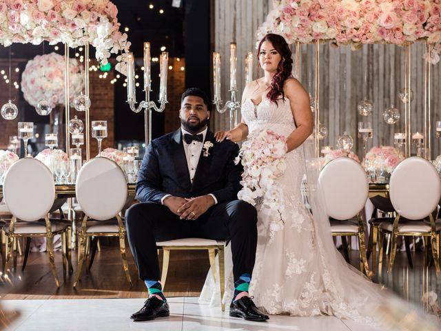 The wedding of Chelsea and Tytus