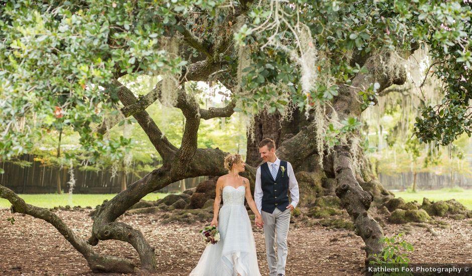 Matthew and Jessie's Wedding in New Orleans, Louisiana