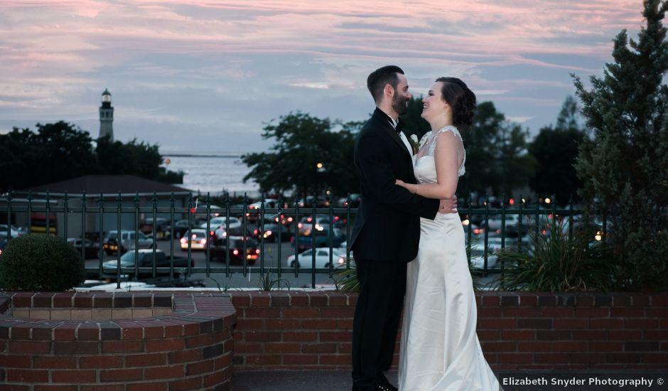 Ryan and Dana's Wedding in Buffalo, New York