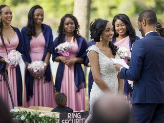 Konilia and Olyad's Wedding in Minneapolis, Minnesota 16