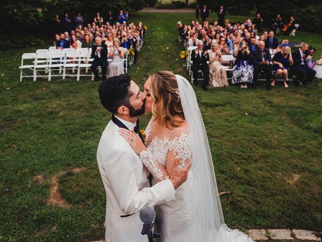 Joseph and Danielle's Wedding in Philadelphia, Pennsylvania 30
