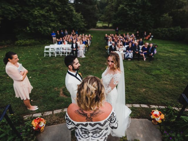 Joseph and Danielle's Wedding in Philadelphia, Pennsylvania 41