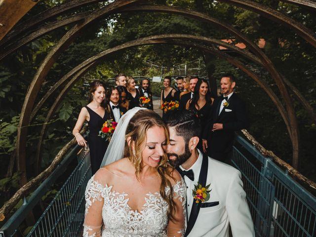 Joseph and Danielle's Wedding in Philadelphia, Pennsylvania 63