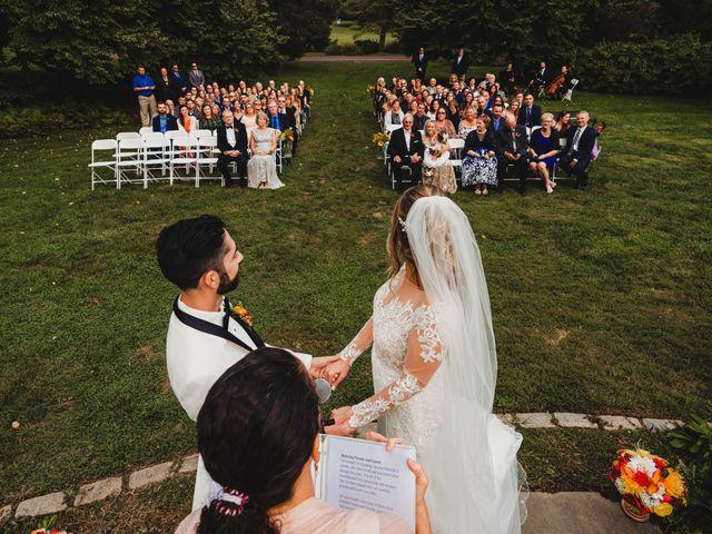 Joseph and Danielle's Wedding in Philadelphia, Pennsylvania 67