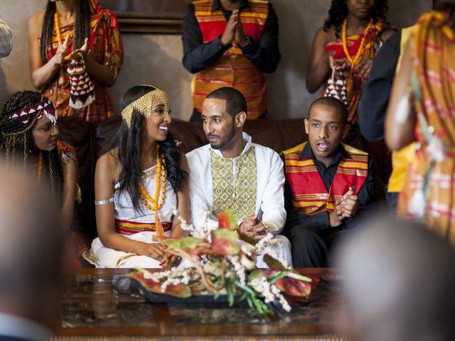 Konilia and Olyad's Wedding in Minneapolis, Minnesota 3