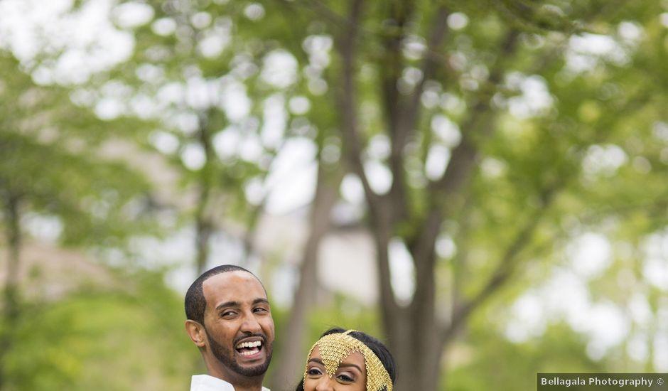 Konilia and Olyad's Wedding in Minneapolis, Minnesota
