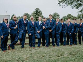 Allison and Joshua's Wedding in Celina, Ohio 3
