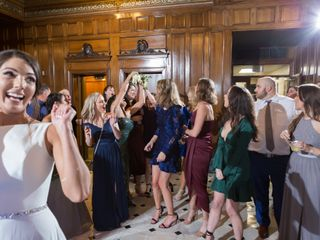 The wedding of Amanda and Brian 1