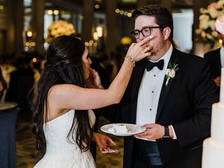 The wedding of Sydney and Michael 2