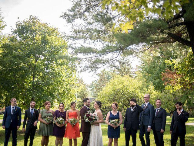 Blair and Jamal's Wedding in Ferndale, Michigan 6