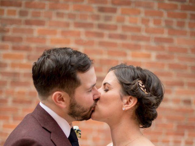 Blair and Jamal's Wedding in Ferndale, Michigan 7