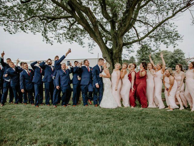Allison and Joshua's Wedding in Celina, Ohio 2