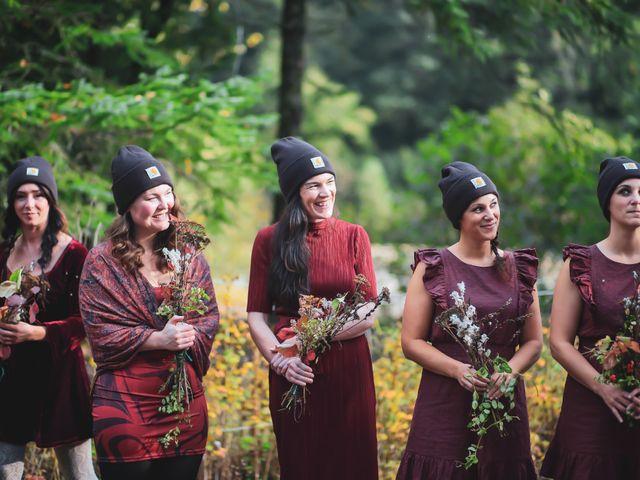 Scott and Alexandria 's Wedding in Skagway, Alaska 5