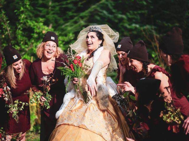 Scott and Alexandria 's Wedding in Skagway, Alaska 7