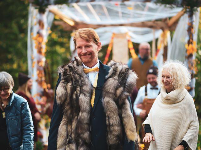 Scott and Alexandria 's Wedding in Skagway, Alaska 8