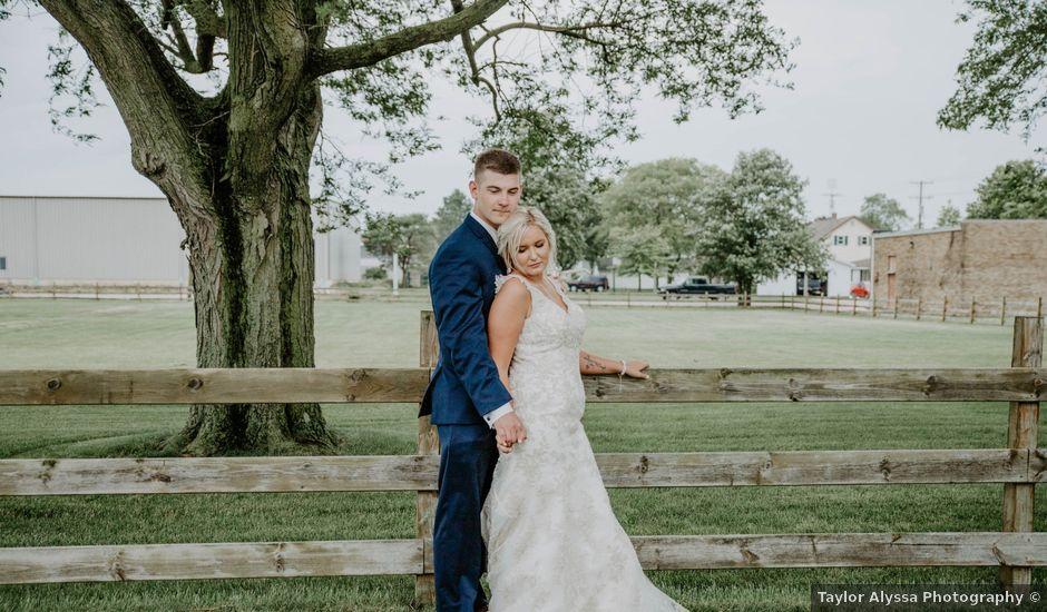 Allison and Joshua's Wedding in Celina, Ohio