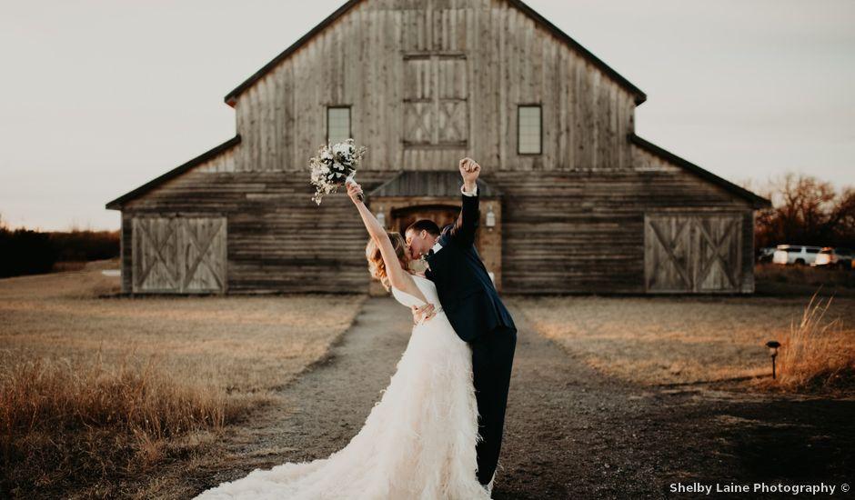 Jason and Emily's Wedding in Augusta, Kansas