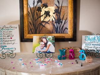 Melissa and Brian's Wedding in Farmington, Utah 11
