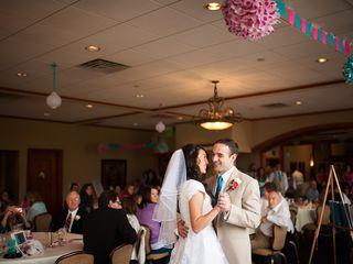 Melissa and Brian's Wedding in Farmington, Utah 13