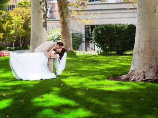 Melissa and Brian's Wedding in Farmington, Utah 5