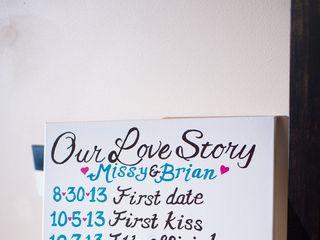 Melissa and Brian's Wedding in Farmington, Utah 8