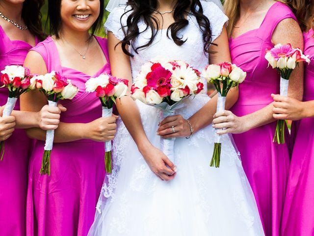 Melissa and Brian's Wedding in Farmington, Utah 2