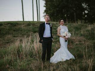 The wedding of Karen and Layton 2