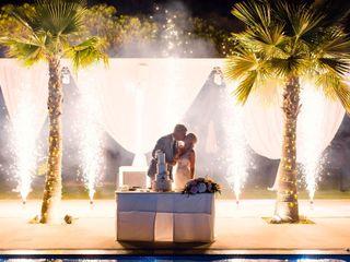 The wedding of Hannah and Tony 3