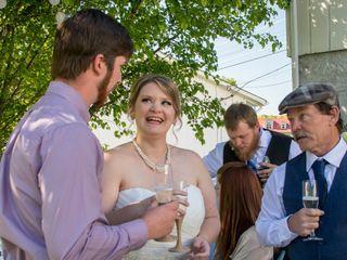 The wedding of Rachel and Austin 1