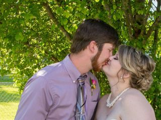 The wedding of Rachel and Austin 2