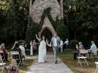 The wedding of Aimee and Ethan 1