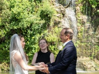 The wedding of Katie and Joe 2
