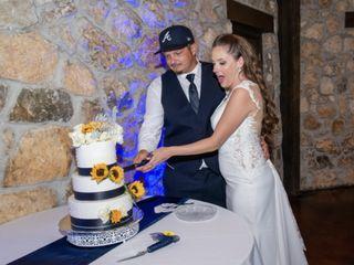 The wedding of Katie and Joe