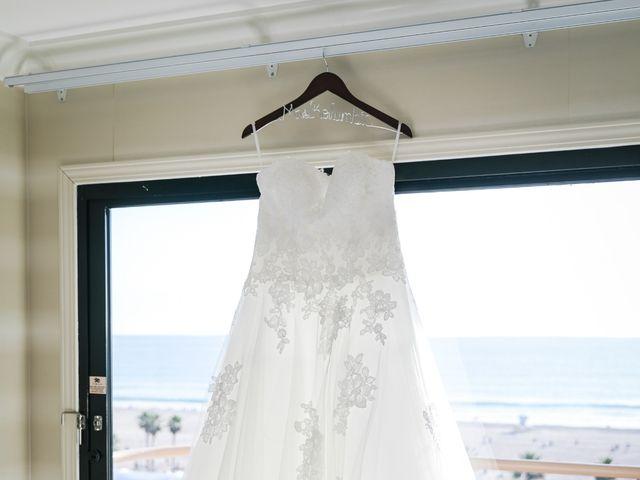 George and Kristen's Wedding in Huntington Beach, California 4